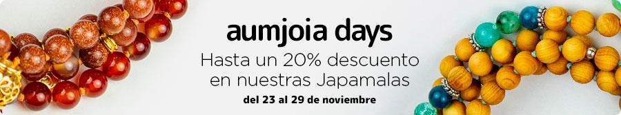black week Aumjoia Japa malas