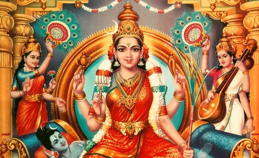 Shakti, principio femenino y energía primordial del universo - Portada