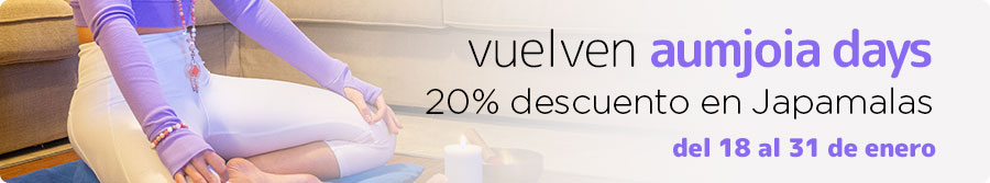 Aumjoia Days Rebajas enero 20%