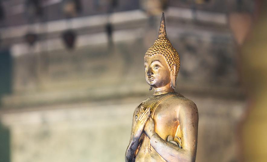 Cómo alinear los chakras para vivir un 2021 pleno - Buda