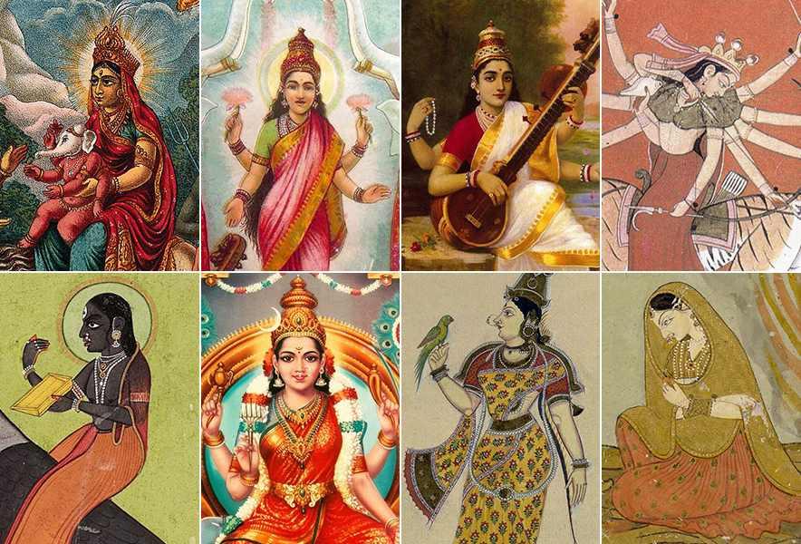 Descubre nuestra colección de Japa Malas inspiradas en las diosas hindúes - Diosas
