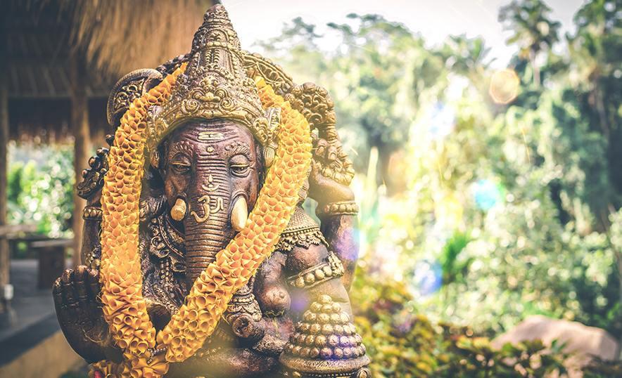 Ganesha, el dios hindú que elimina los obstáculos - Celebración