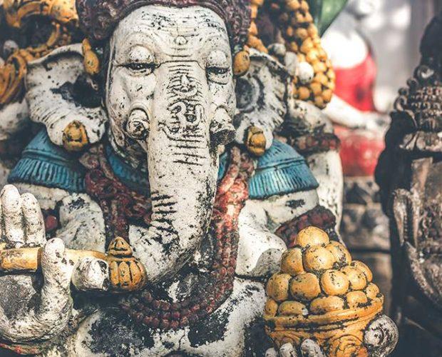 Ganesha, el dios hindú que elimina los obstáculos - Portada