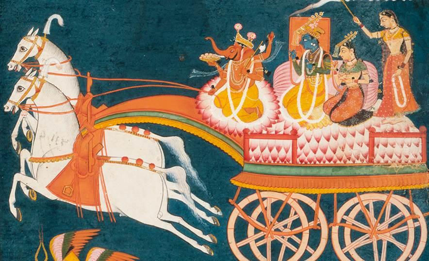 Ganesha, el dios hindú que elimina los obstáculos - Familia
