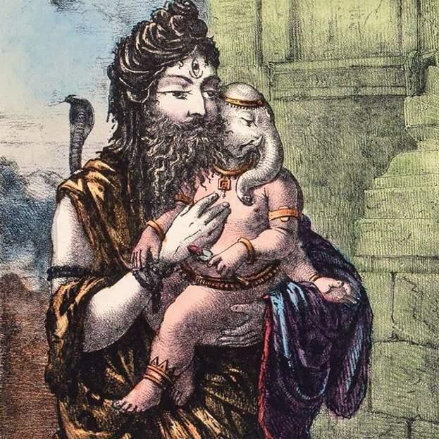Ganesha, el dios hindú que elimina los obstáculos - Shiva