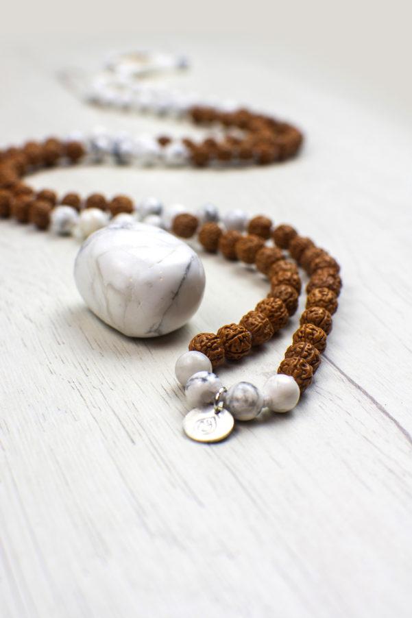 Silencio Bija Mantra piedra