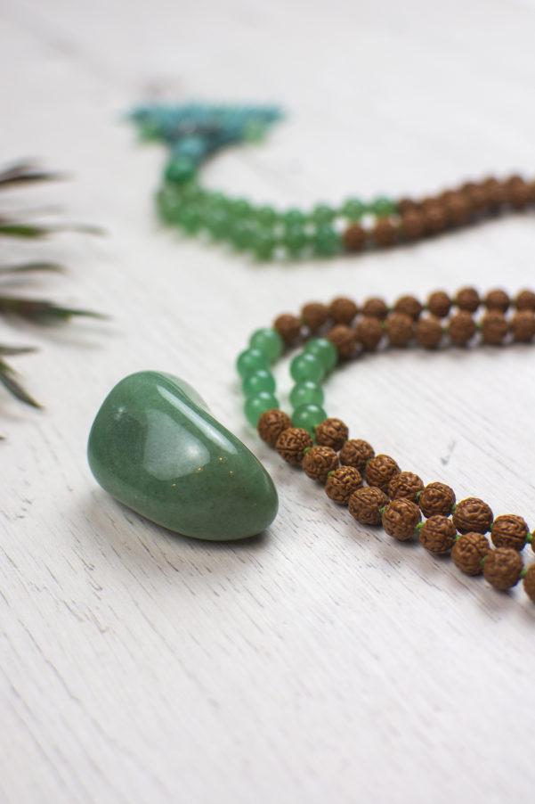 Yam Bija Mantra piedra