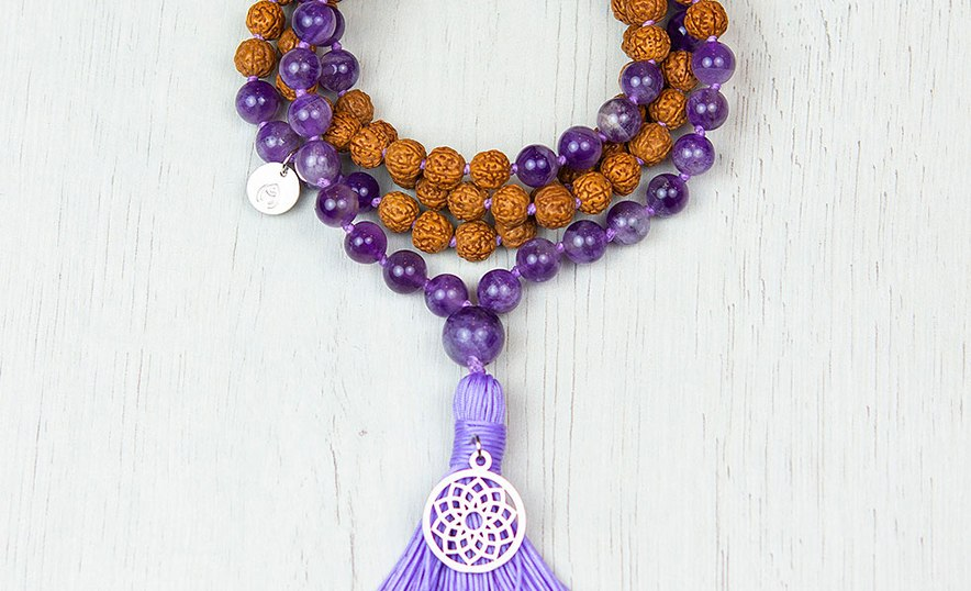 Japa Malas Bija Mantras: meditar a través de la vibración sagrada - Aum