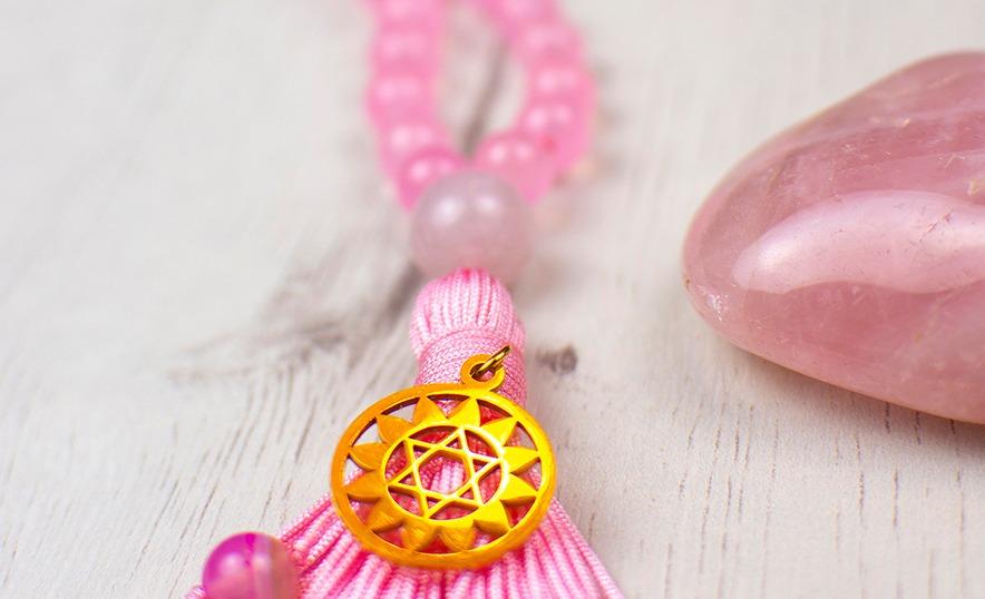Japa Malas Bija Mantras: meditar a través de la vibración sagrada - Corazón