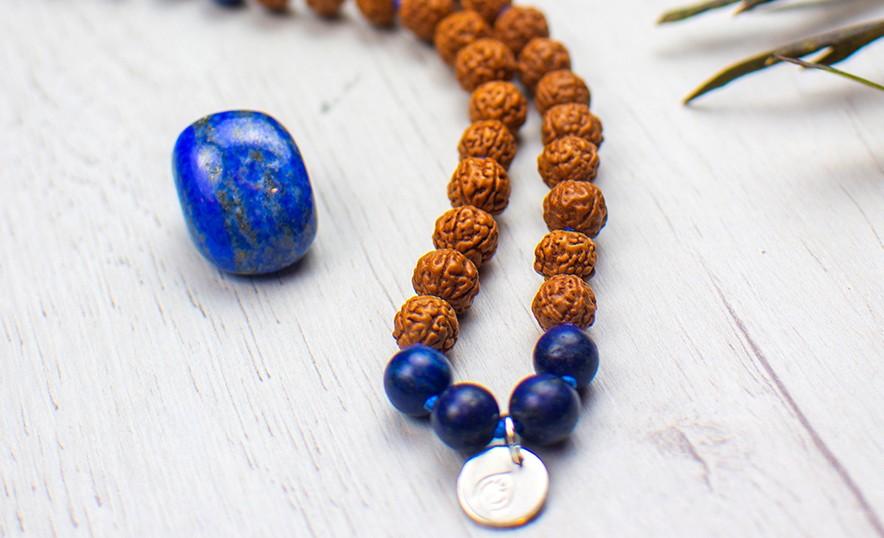 Japa Malas Bija Mantras: meditar a través de la vibración sagrada - Om