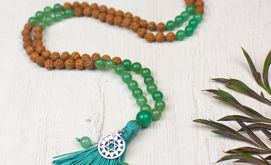 Japa Malas Bija Mantras: meditar a través de la vibración sagrada - Portada