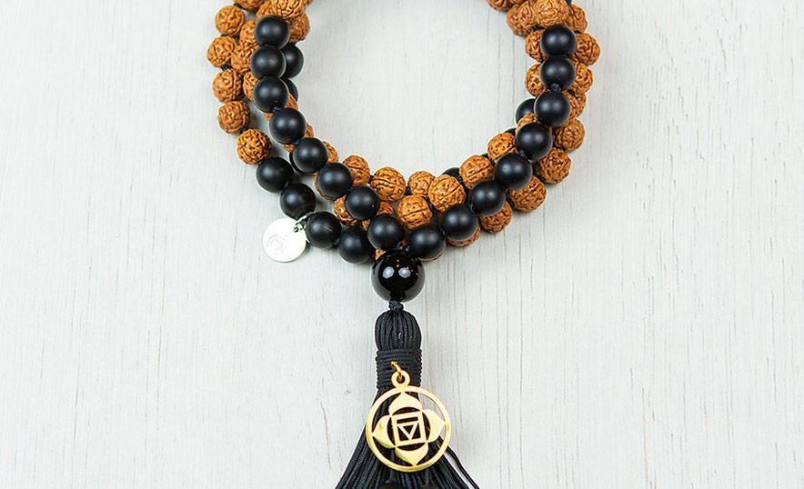 Japa Malas Bija Mantras: meditar a través de la vibración sagrada - Raíz
