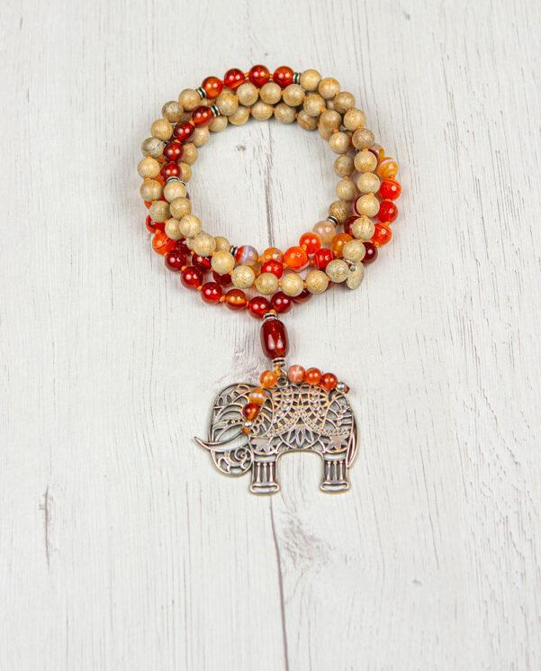 Japa mala Gran Ganesha aumprana - Ganesha Mantra